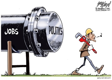 obama keystone agenda