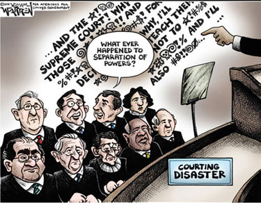 Supreme Court on Obama