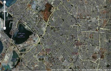 Never Yet Melted How To Respond - Benghazi us consolate attack on google maps