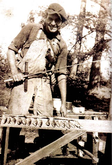 ernest hemingway fly fishing - photo #5