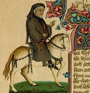 geoffrey chaucer s the canterbury tales the The canterbury tales is geoffrey chaucer's most famous work, and yet it is  incomplete chaucer finished no more than a quarter of his.