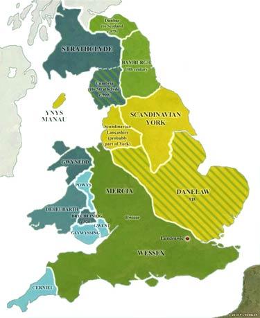 EnglandMapAD900