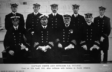 TitanicOfficers
