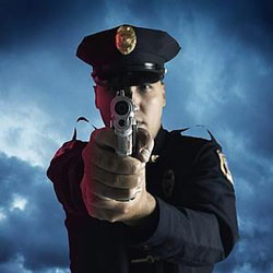 PolicemanwGun