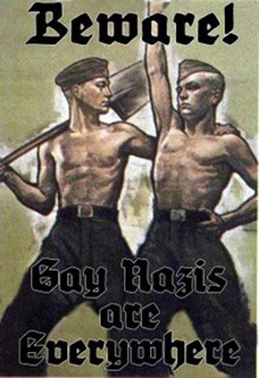 gay-nazis
