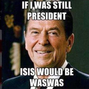 ReaganISIS