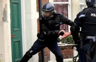 PoliceRaid