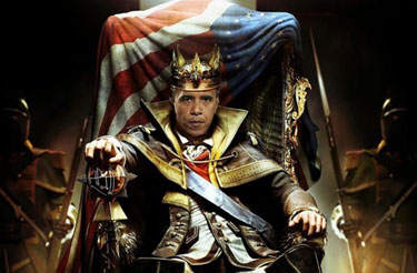 Obama-Imperial-Cloaked