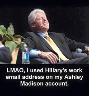 ClintonAshleyMadison