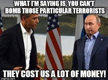 ObamaOurTerrorists