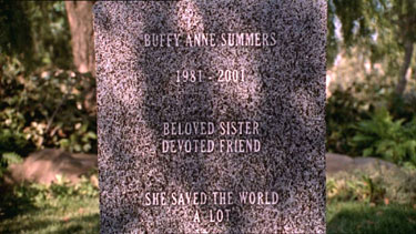 Buffy_Grave
