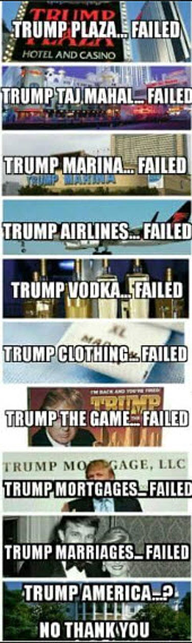 TrumpFailures
