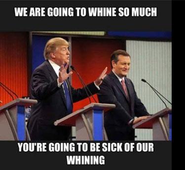 TrumpWhining