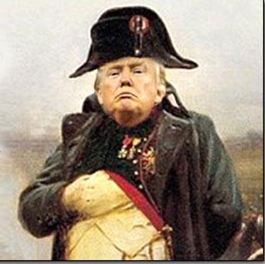 """Résultat de recherche d'images pour """"donald trump napoleon"""""""