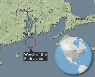 EndeavorWreck