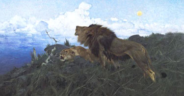 BrullendeLions