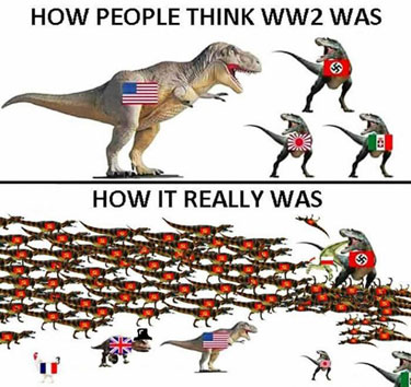 WWIIDinosaurs
