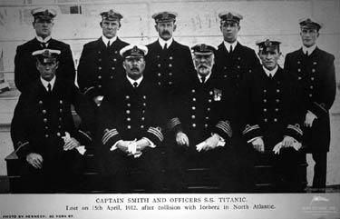 TitanicOfficers