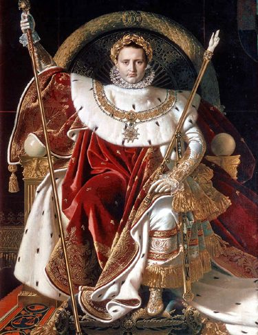 Ingres,_Napoleon_on_his_Imp