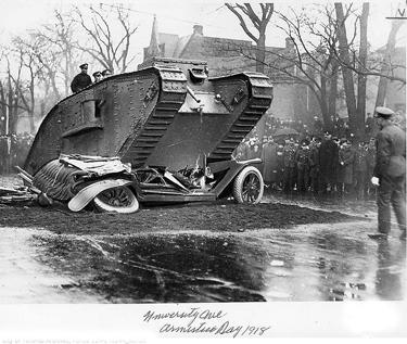 TankCrushingCar