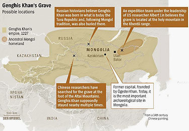 Genghis-Khan-Empire-Map