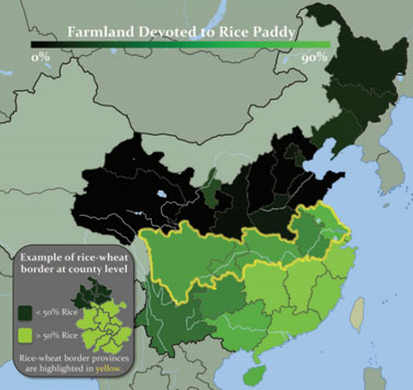 rice-regions-china