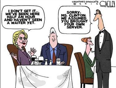 HillaryOwnServer