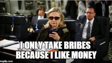 HillaryBribes
