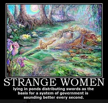 StrangeWomen