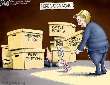 HillaryBaggage