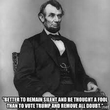 LincolnTrump