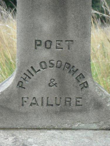 PoetPhilosopherFailure