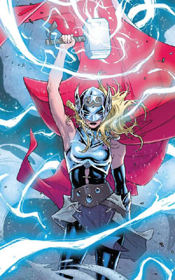 FemaleThor