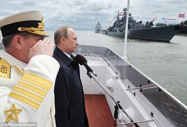 PutinBaltic