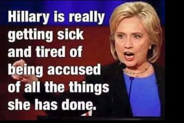 HillarySickandTired