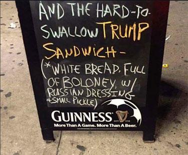 TrumpSandwich