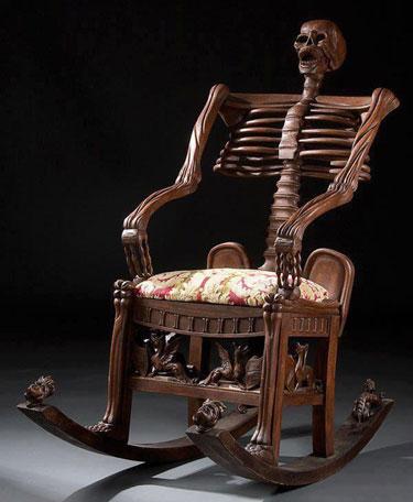 skeletonchair
