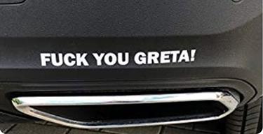 Never Yet Melted Greta Thurnberg